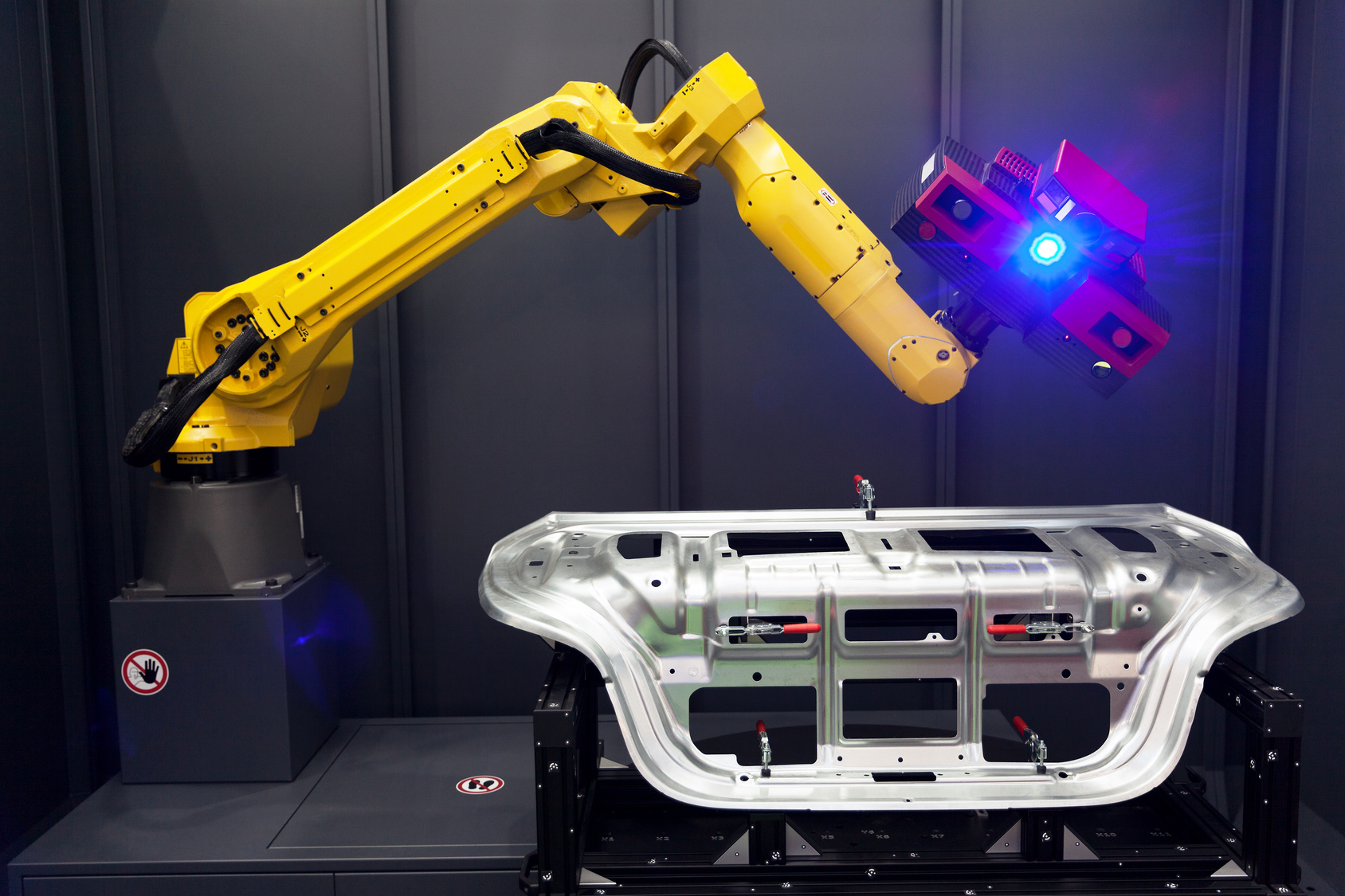 automated inspection