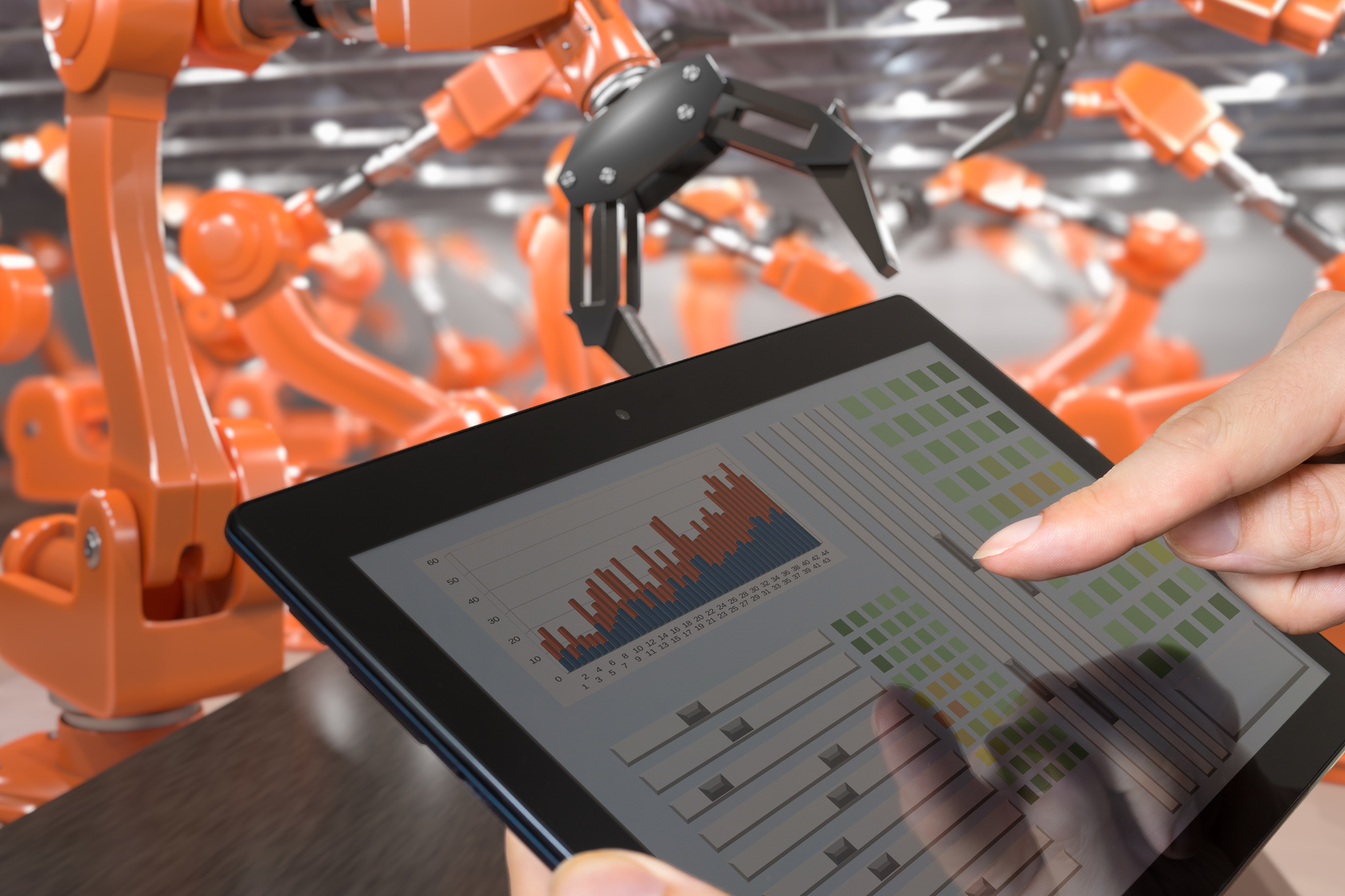 Robotic Automation in Agriculture