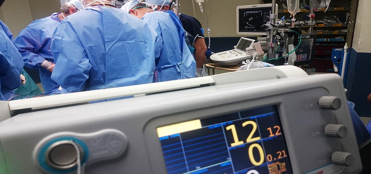 Robotic testing in healthcare